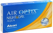 контактные линзы AIR OPTIX NIGHT & DAY (6 линз)