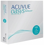 контактные линзы ACUVUE OASYS 1-DAY with HydraLuxe (90 линз)